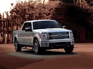 2008 Ford F-150 Platinum
