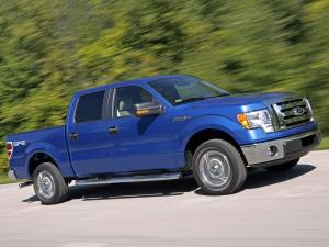 Ford F-150 SFE 2008 года