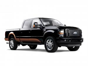 2008 Ford F-350 Super Duty Harley-Davidson