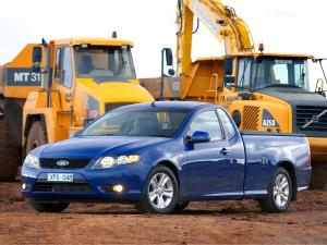 Ford Falcon R6 Ute 2008 года
