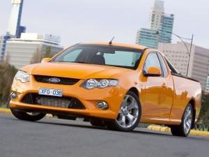 2008 Ford Falcon XR6 Turbo Ute