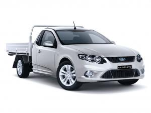 Ford Falcon XR6 Ute Cab Chassis 2008 года