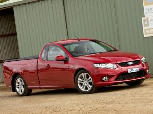 2008 Ford Falcon XR6 Ute