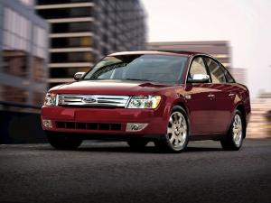Ford Five Hundred Limited 2008 года