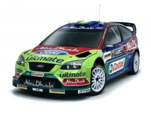 Ford Focus RS WRC 2008 года