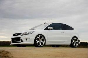 2008 Ford Focus ST by Loder1899