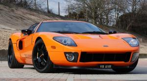 Ford GT 720 Mirage by Avro-Roush 2008 года