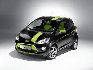2008 Ford Ka Digital Art