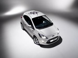 2008 Ford Ka Tattoo