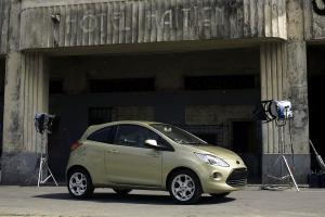 Ford Ka from Bond Movie 2008 года