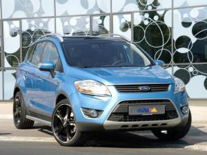 Ford Kuga 4x4 by Delta 2008 года