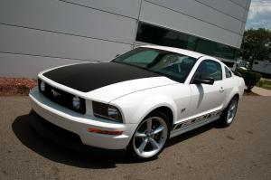 Ford Mustang 420S by Racecraft 2008 года