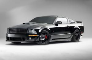 2008 Ford Mustang BlackJack by Roush