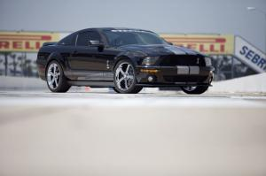 2008 Ford Mustang GT500 by Steeda
