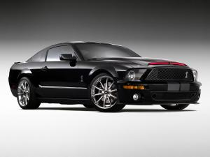 Ford Mustang Three Thousand (K.I.T.T.) by Knight Industries 2008 года