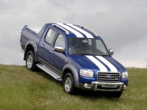 Ford Ranger Wildtrak Le Mans Edition 2008 года