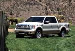 Ford F-150 SuperCrew Cab 2009 года