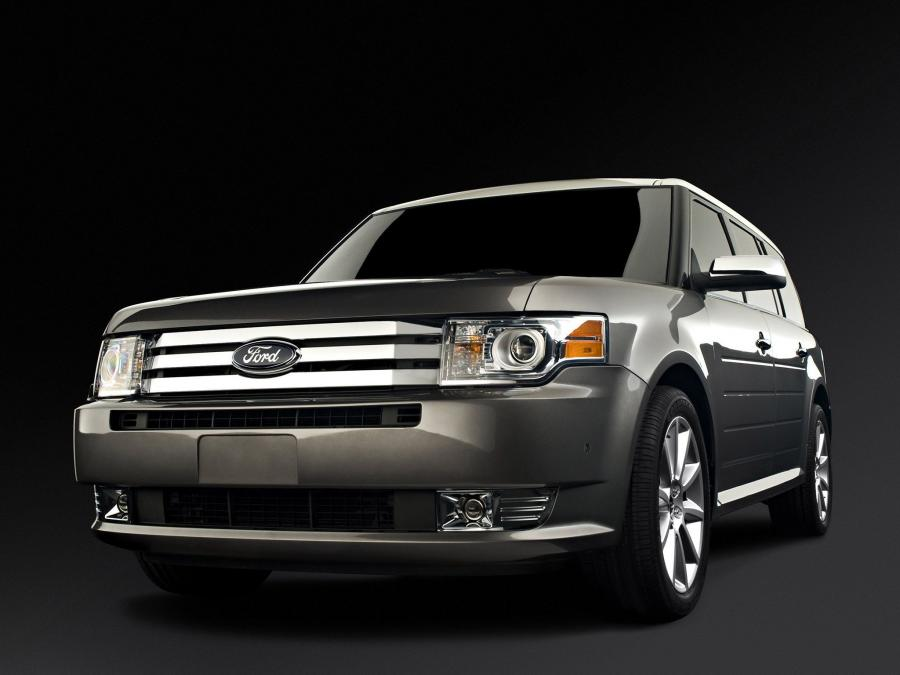 2009 Ford Flex Limited EcoBoost