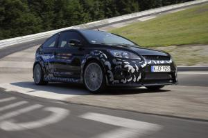 Ford Focus RS Prototype 2009 года