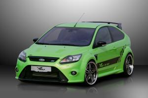 Ford Focus RS by Wolf Racing 2009 года