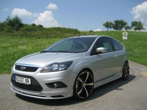 2009 Ford Focus by JMS Racelook