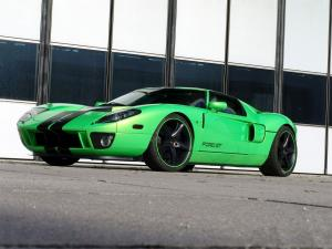 Ford GT HP790 by GeigerCars 2009 года