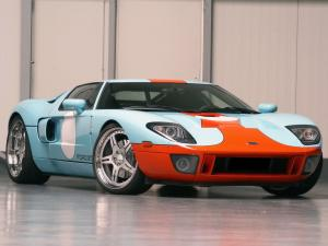 2009 Ford GT by Wheelsandmore