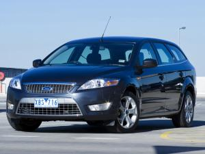 2009 Ford Mondeo Wagon