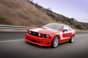 2009 Ford Mustang 427R by Roush