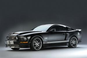 Ford Mustang Black Widow 2009 года