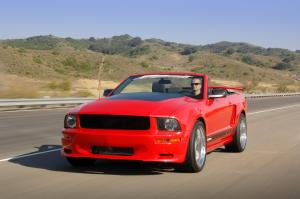 Ford Mustang GT Convertible by Superformance and Hillbank Motorsports 2009 года