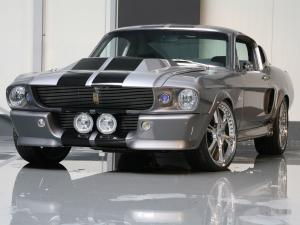 Ford Mustang GT500 Eleanor by Wheelsandmore 2009 года