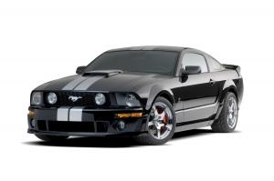 Ford Mustang Stage 3 by Roush 2009 года