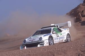 Ford RS200 Mach 2 Racing 2009 года