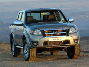 2009 Ford Ranger Double Cab