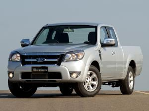Ford Ranger Open Cab 2009 года