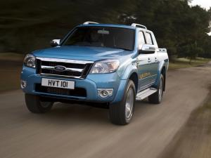 2009 Ford Ranger Wildtrak Double Cab