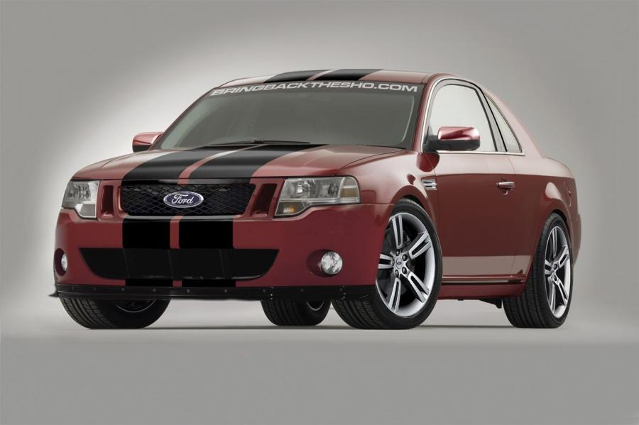 Ford Taurus SHO Coupe '2009