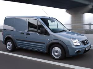 Ford Transit Connect 2009 года (UK)