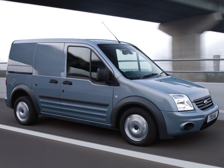 2009 Ford Transit Connect (UK)