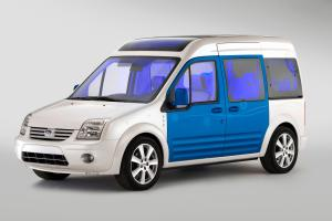Ford Transit Connect Family One Concept 2009 года