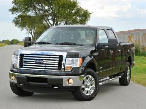 Ford F-150 EcoBoost SuperCrew 2010 года