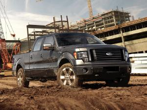 Ford F-150 FX4 SuperCrew 2010 года