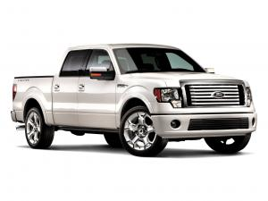 Ford F-150 Lariat Limited 2010 года