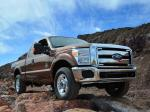 Ford F-250 Super Duty FX4 Extended Cab 2010 года