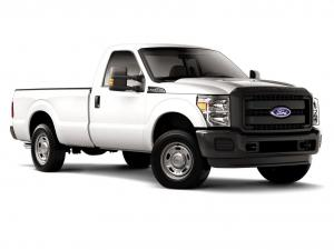 2010 Ford F-250 Super Duty Regular Cab