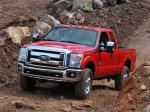 Ford F-350 Super Duty Super Cab 2010 года