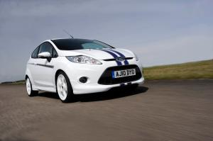 Ford Fiesta S1600 2010 года