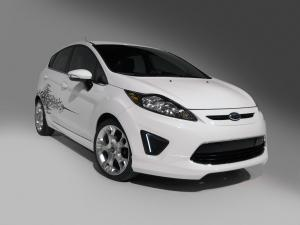 2010 Ford Fiesta by Custom Accessories