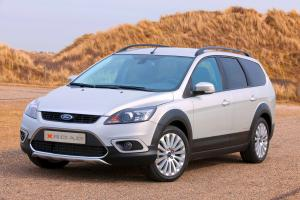 2010 Ford Focus X-Road